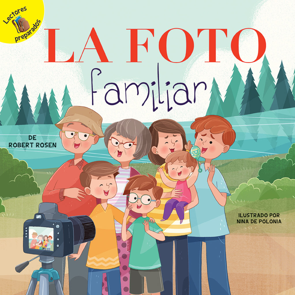 2018 - La foto familiar (The Family Photo) (Hardback)