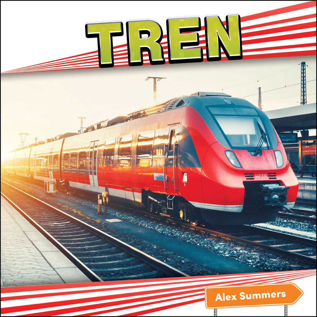 2018 - Tren (Train) (eBook)