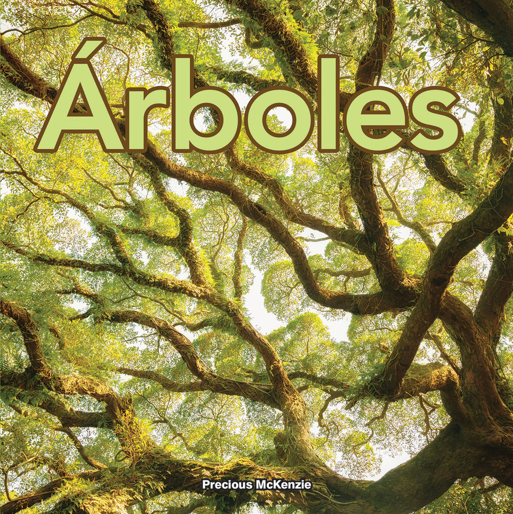 2018 - Árboles (Trees) (eBook)