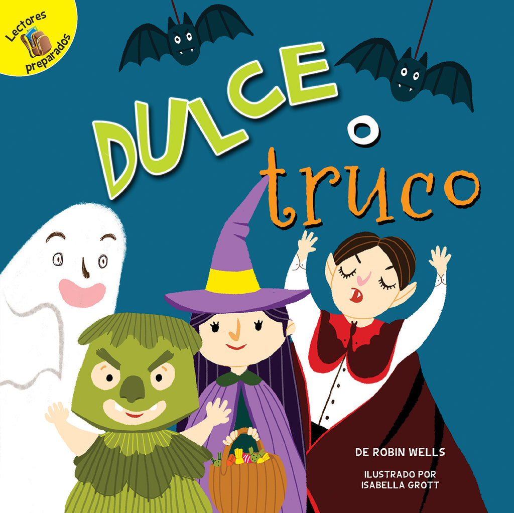 2018 - Dulce o truco (Trick or Treat) (Paperback)