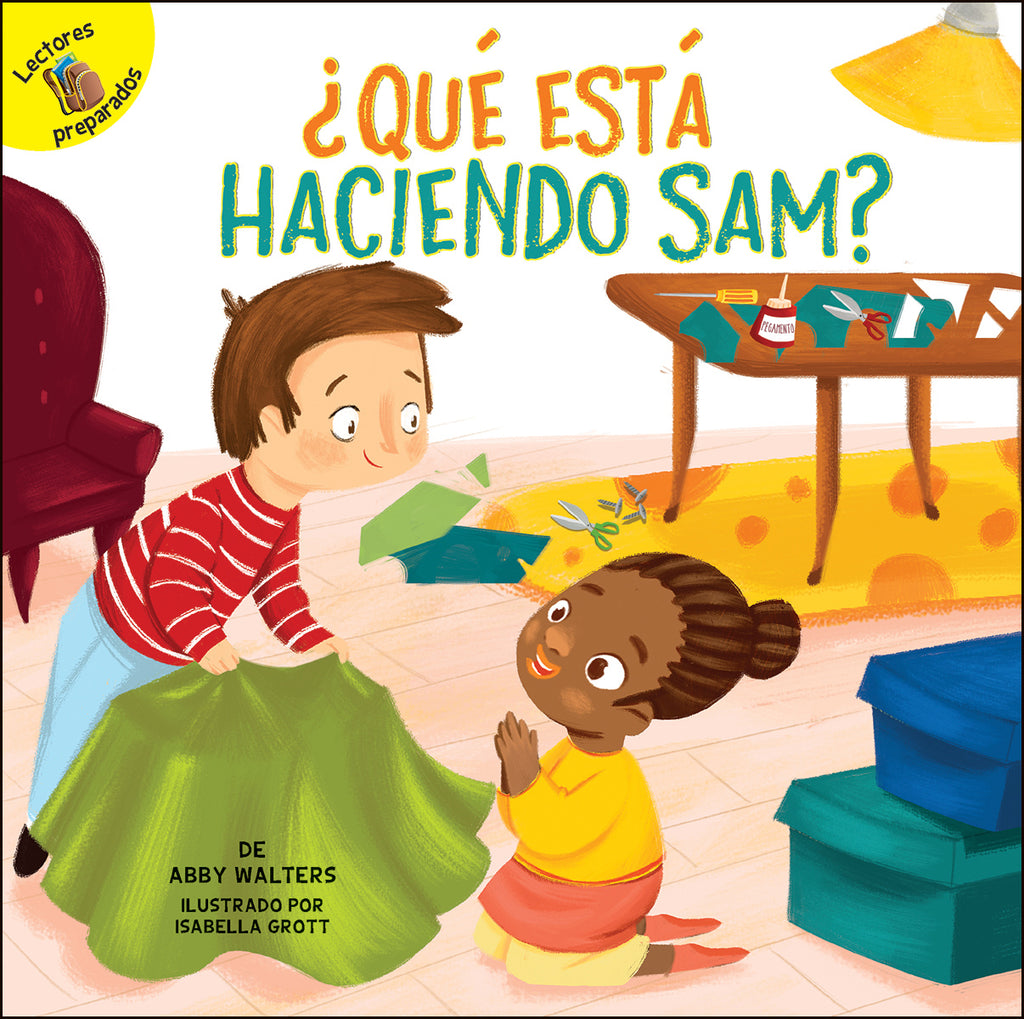2018 - ¿Qué está haciendo Sam? (What is Sam Making?) (eBook)