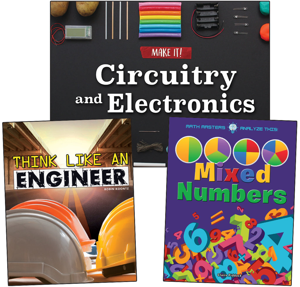 STEM+ Bookroom Grades 3-4