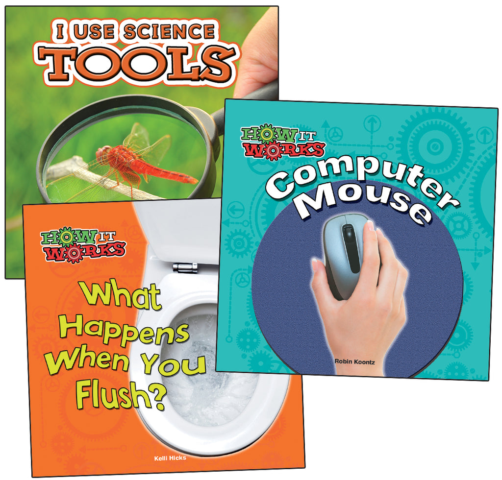 STEM+ Bookroom Grades K-2