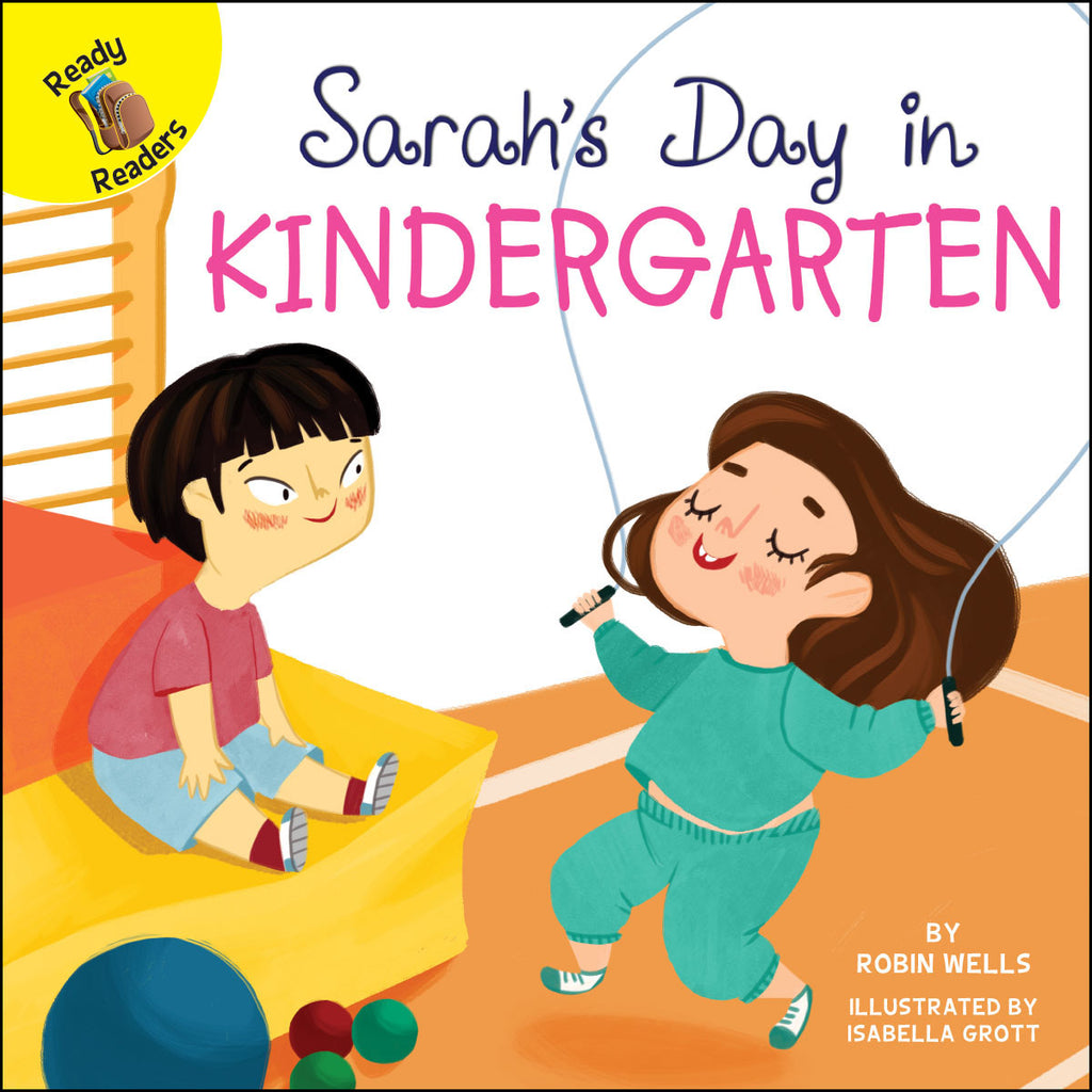 2018 - Sarah's Day in Kindergarten (eBook)