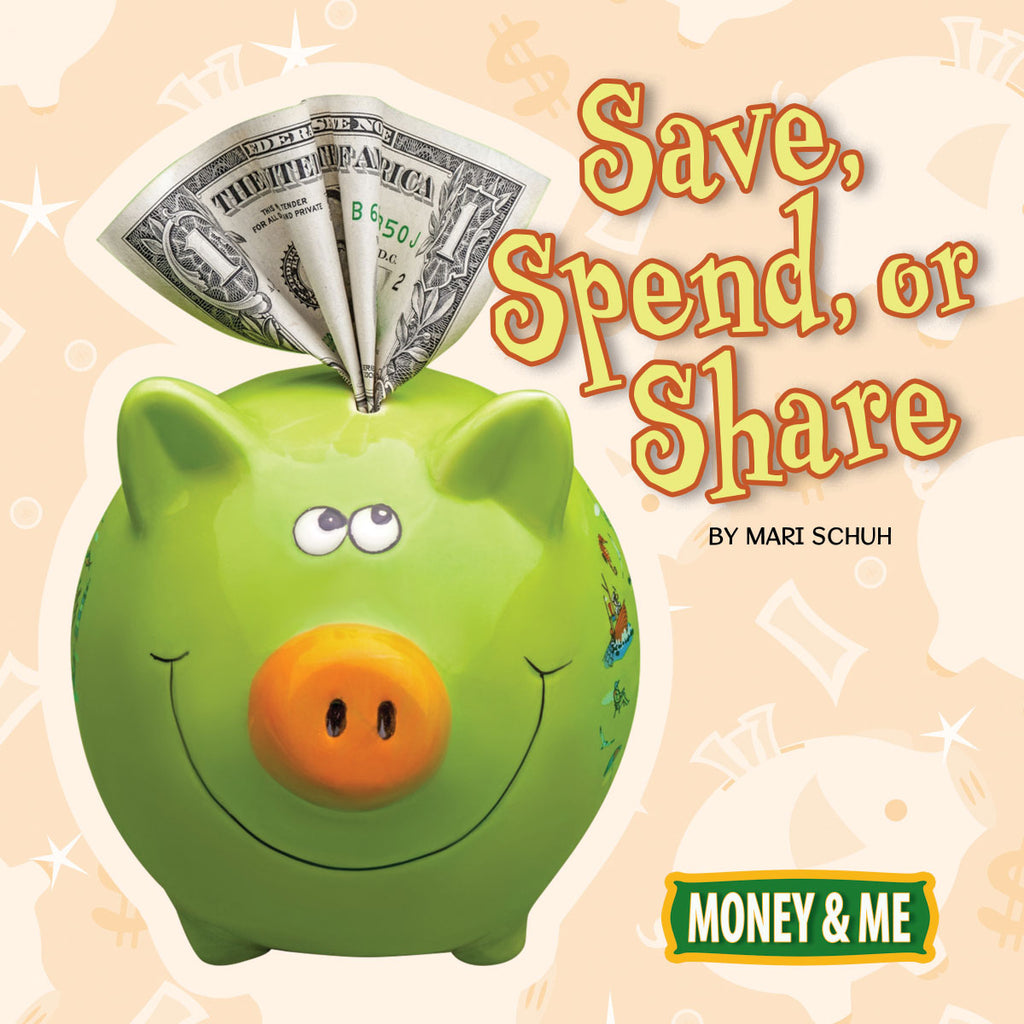 2019 - Save, Spend, or Share (eBook)