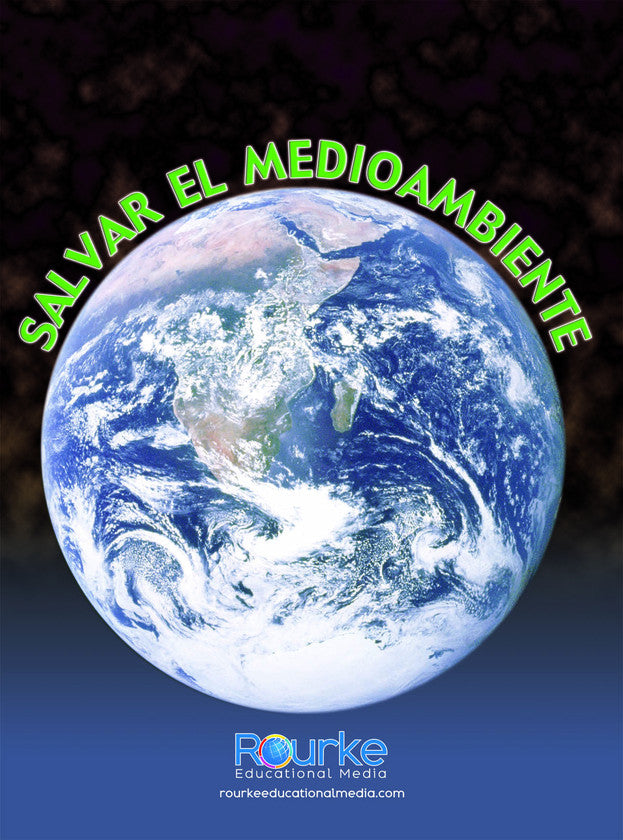 2014 - Salvar el medioambiente (Saving the Environment) (Paperback)