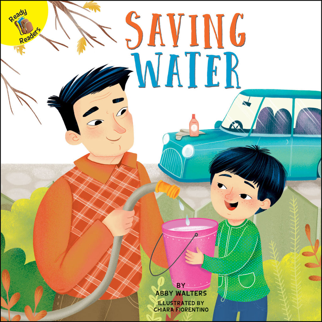 2018 - Saving Water (Hardback)