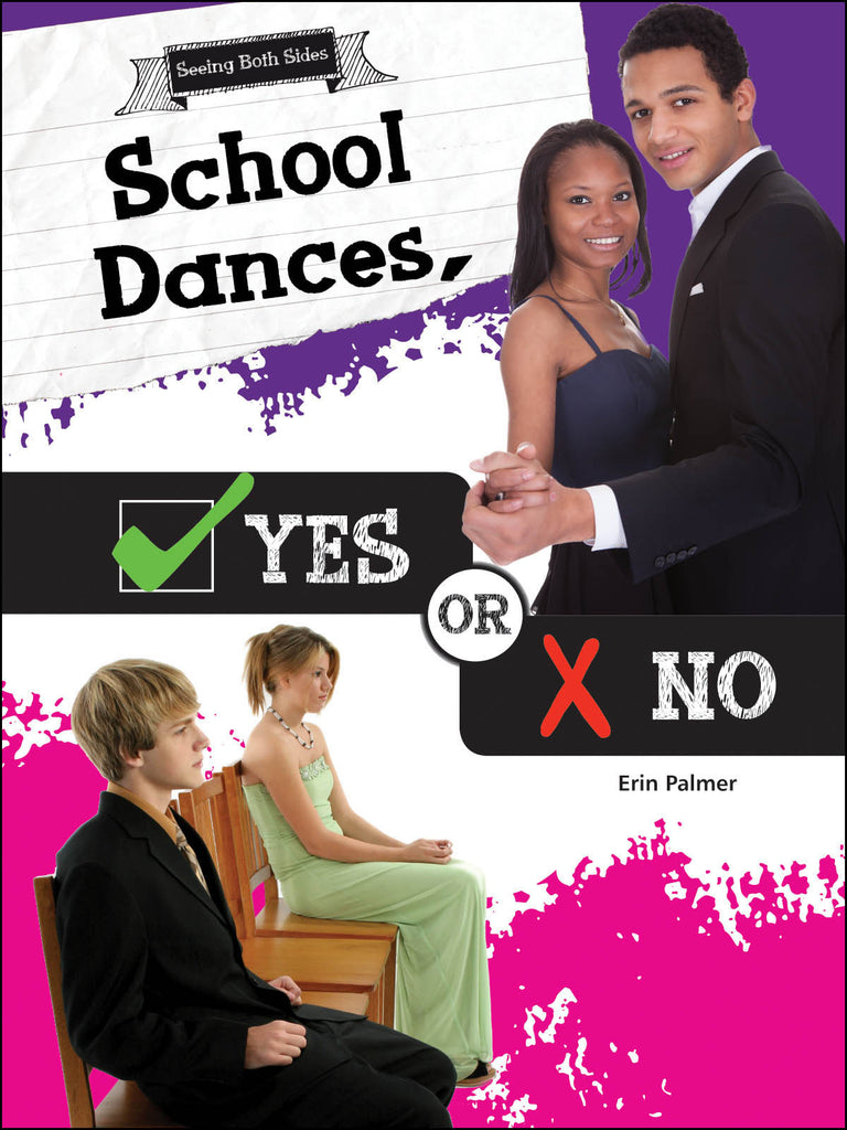2016 - School Dances, Yes or No (Hardback)