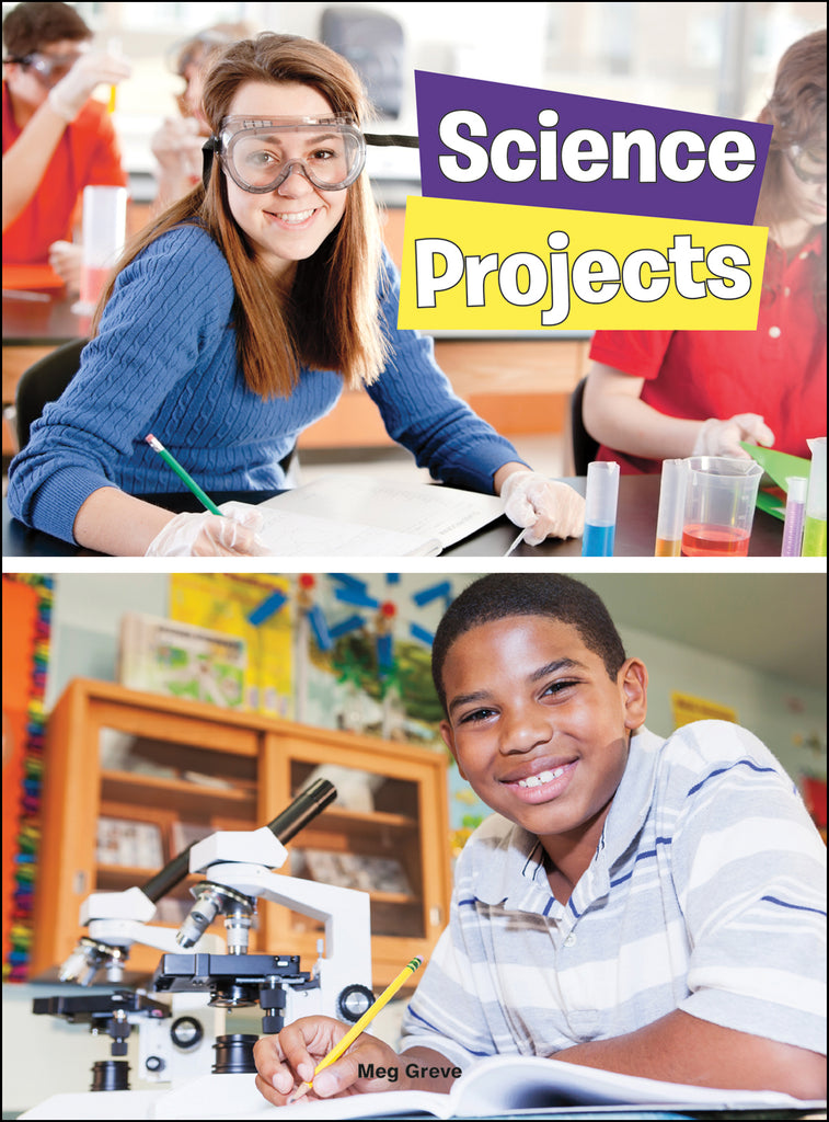 2015 - Science Projects (Hardback)