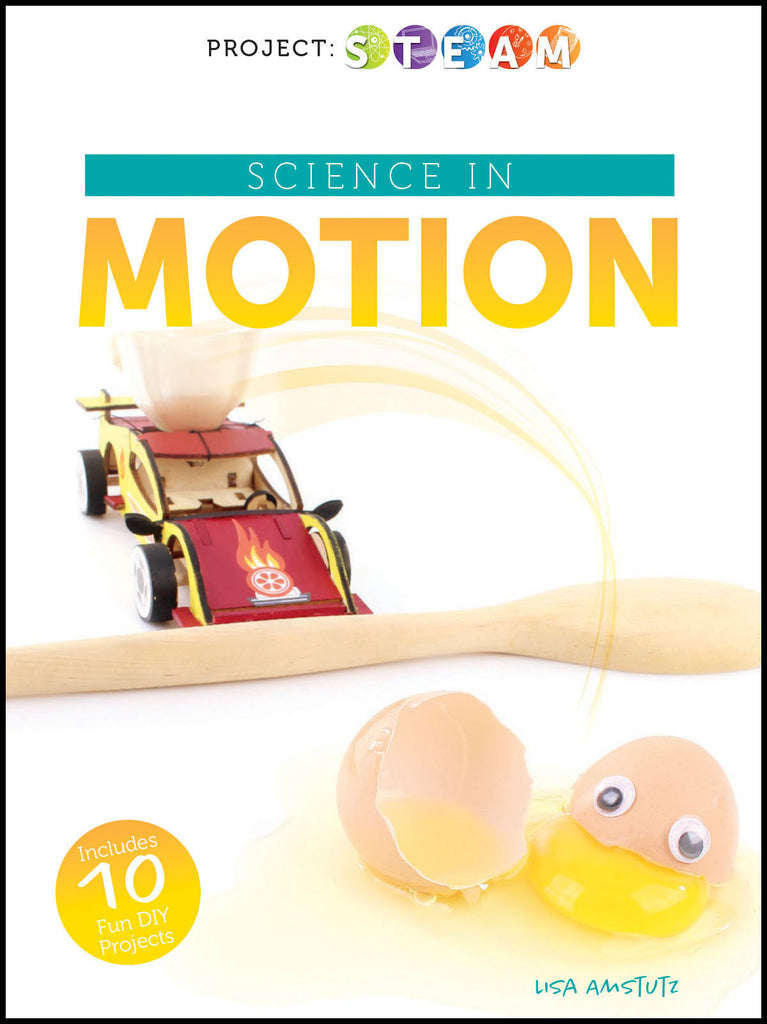 2019 - Science in Motion (Hardback)