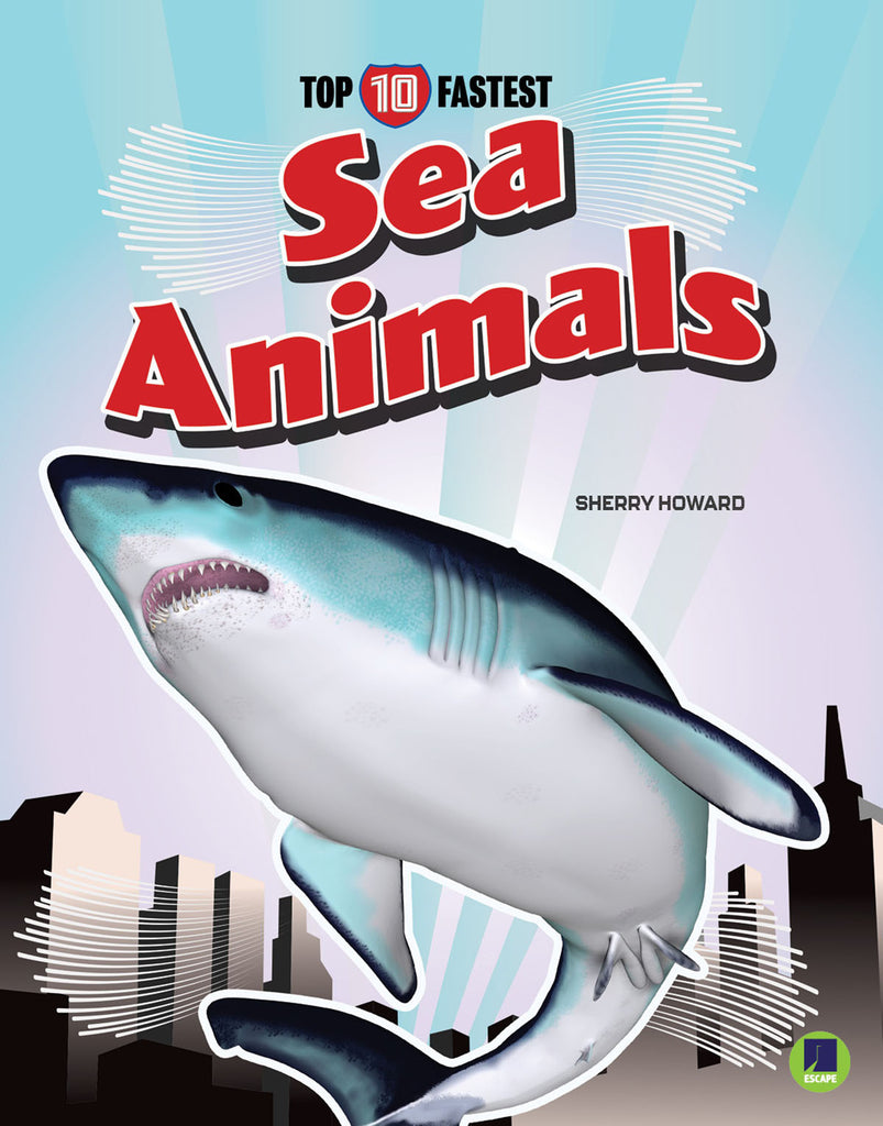 2020 - Sea Animals (Hardback)