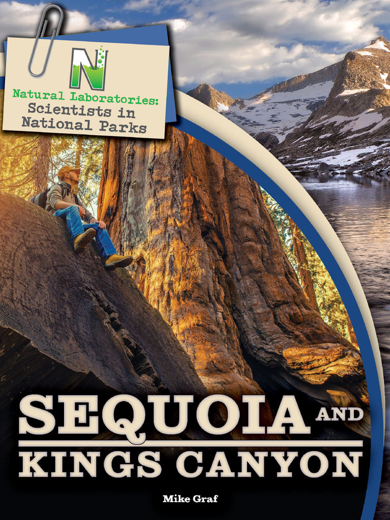 2019 - Sequoia and Kings Canyon (eBook)