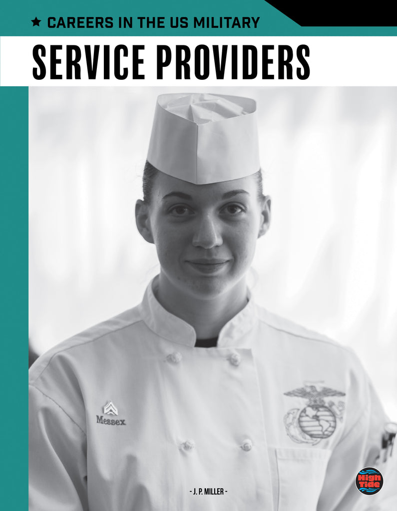2021 - Service Providers (Paperback)