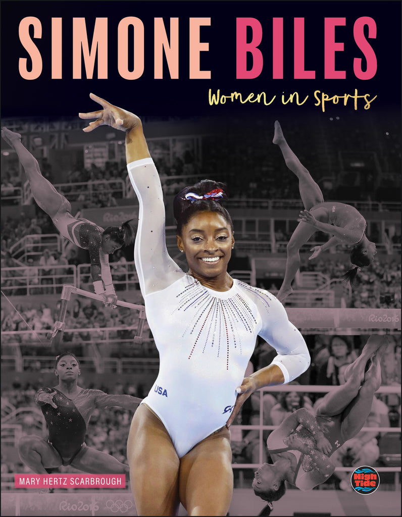 2021 - Simone Biles (eBook)