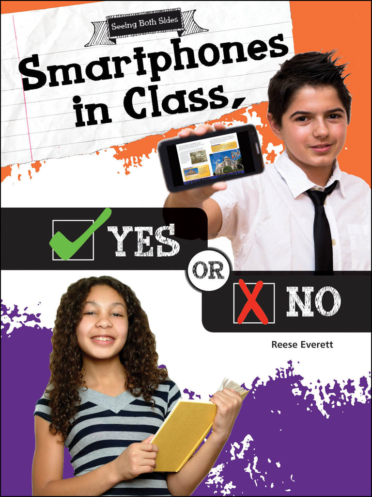 2016 - Smartphones in Class, Yes or No (Hardback)