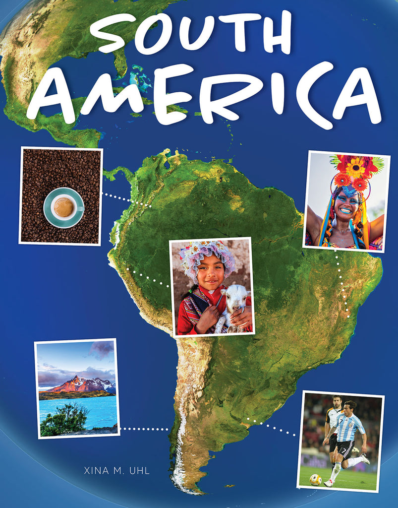 2019 - South America (eBook)