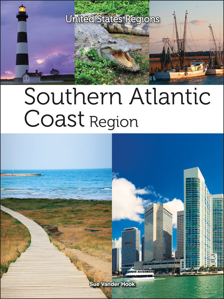 2015 - Southern Atlantic Coast Region (Hardback)