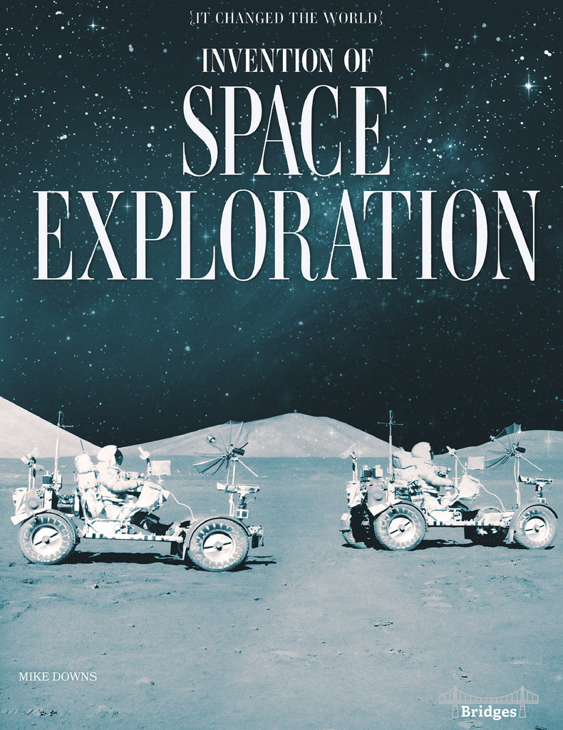 2020 - Invention of Space Exploration (Hardback)