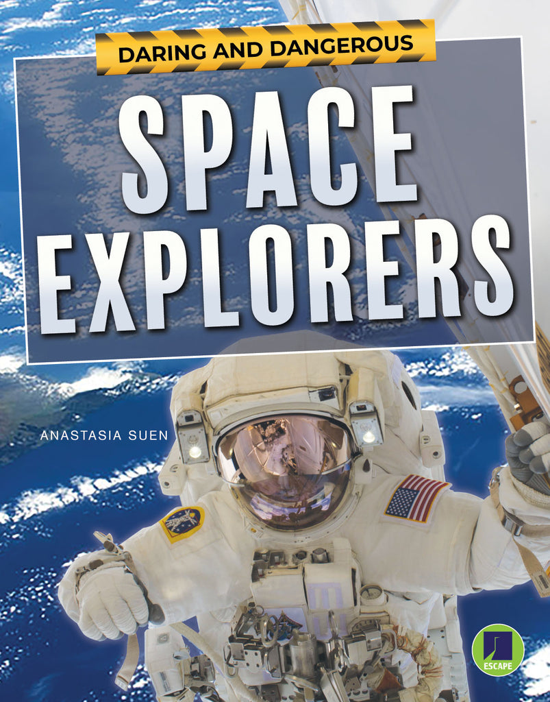 2019 - Space Explorers (Paperback)