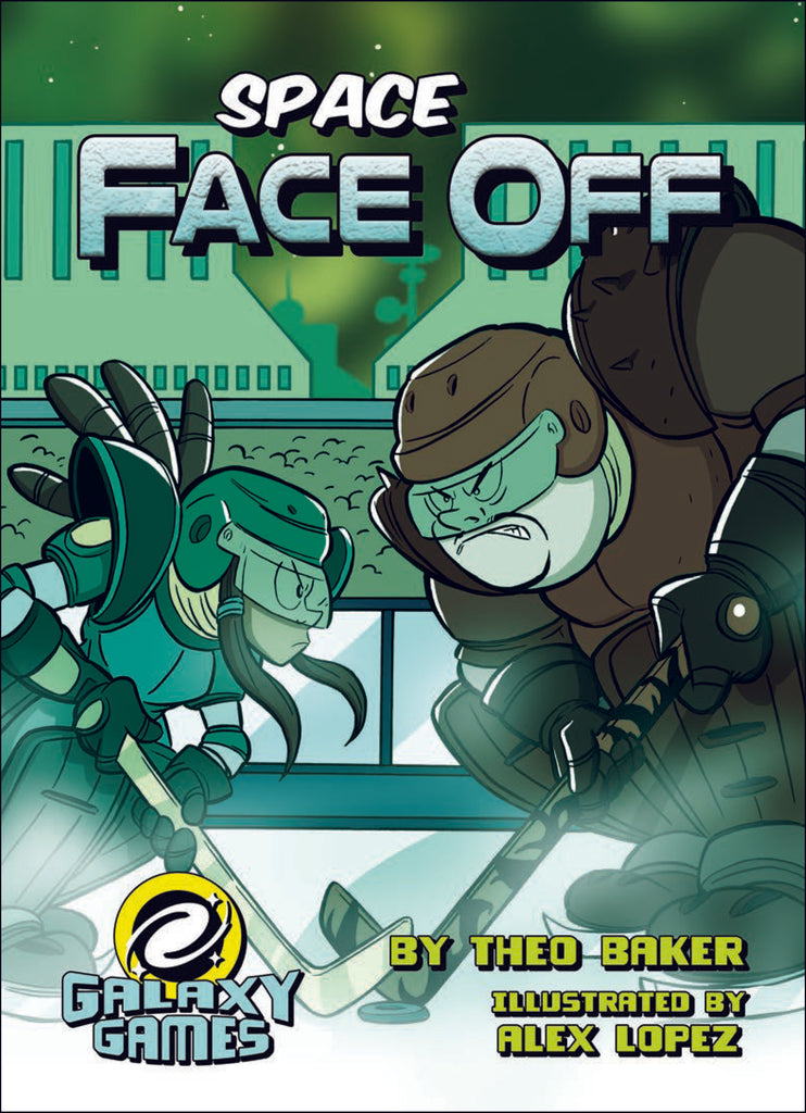 2018 - Space Face Off (Hardback)