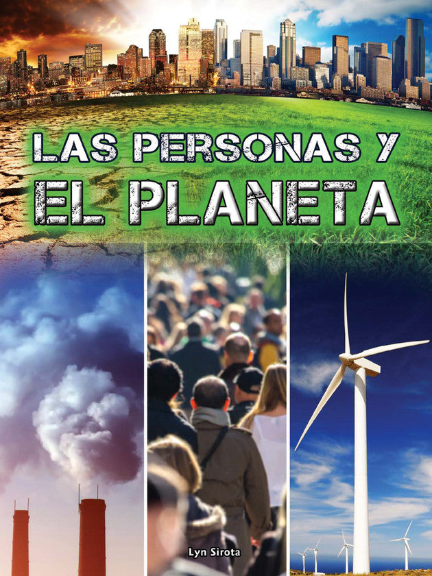 2017 - Las personas y el planeta (People and the Planet) (Hardback)