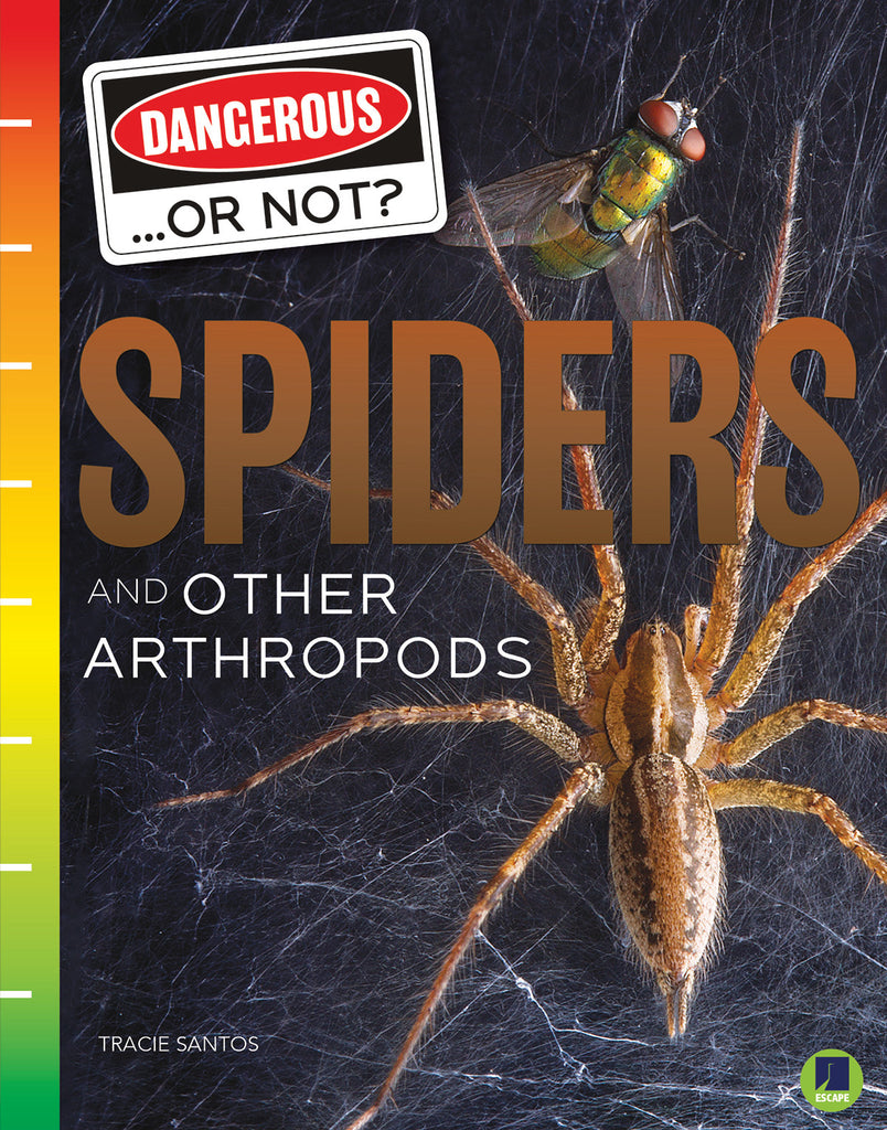 2021 - Spiders and Other Arthropods (eBook)