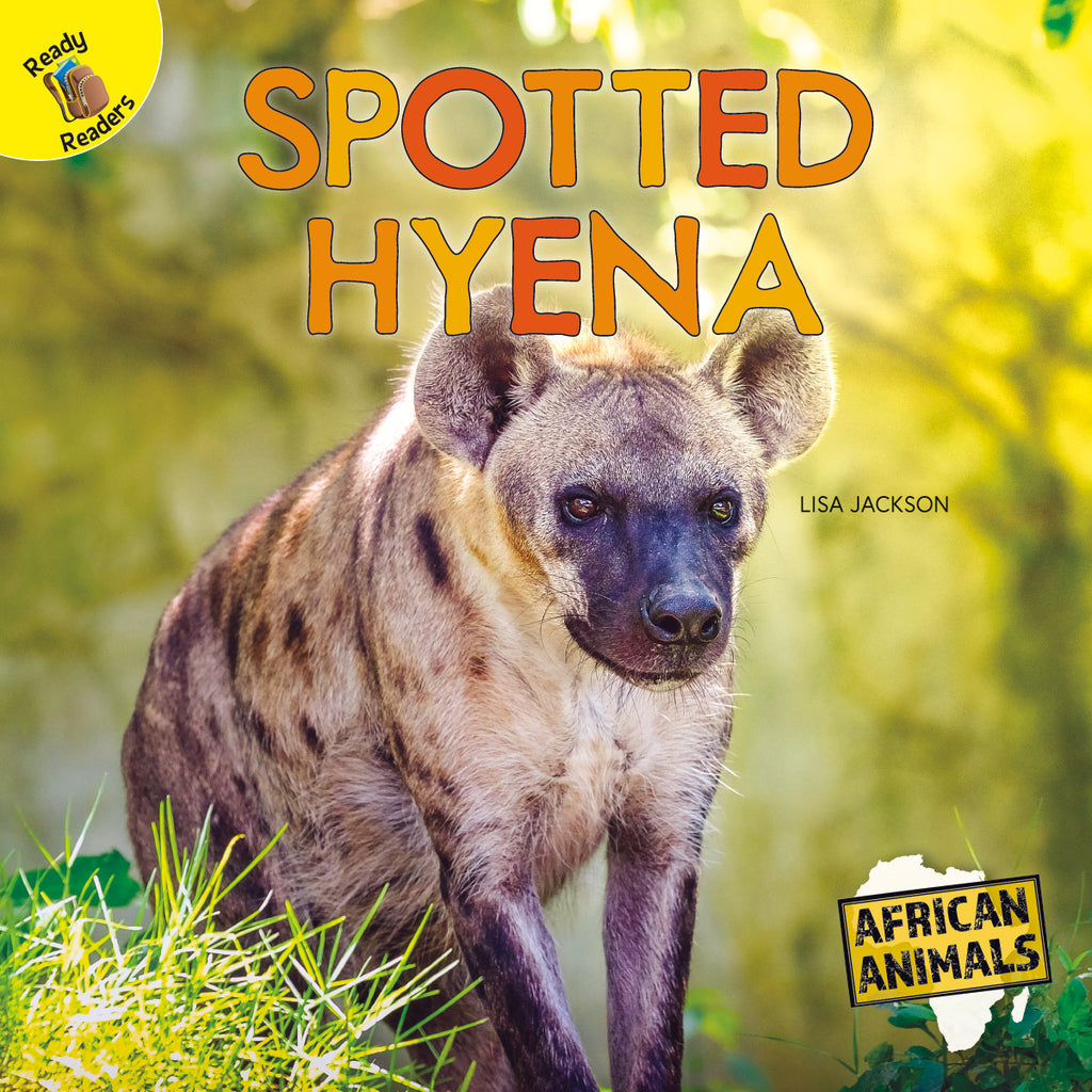 2020 - Spotted Hyena (eBook)