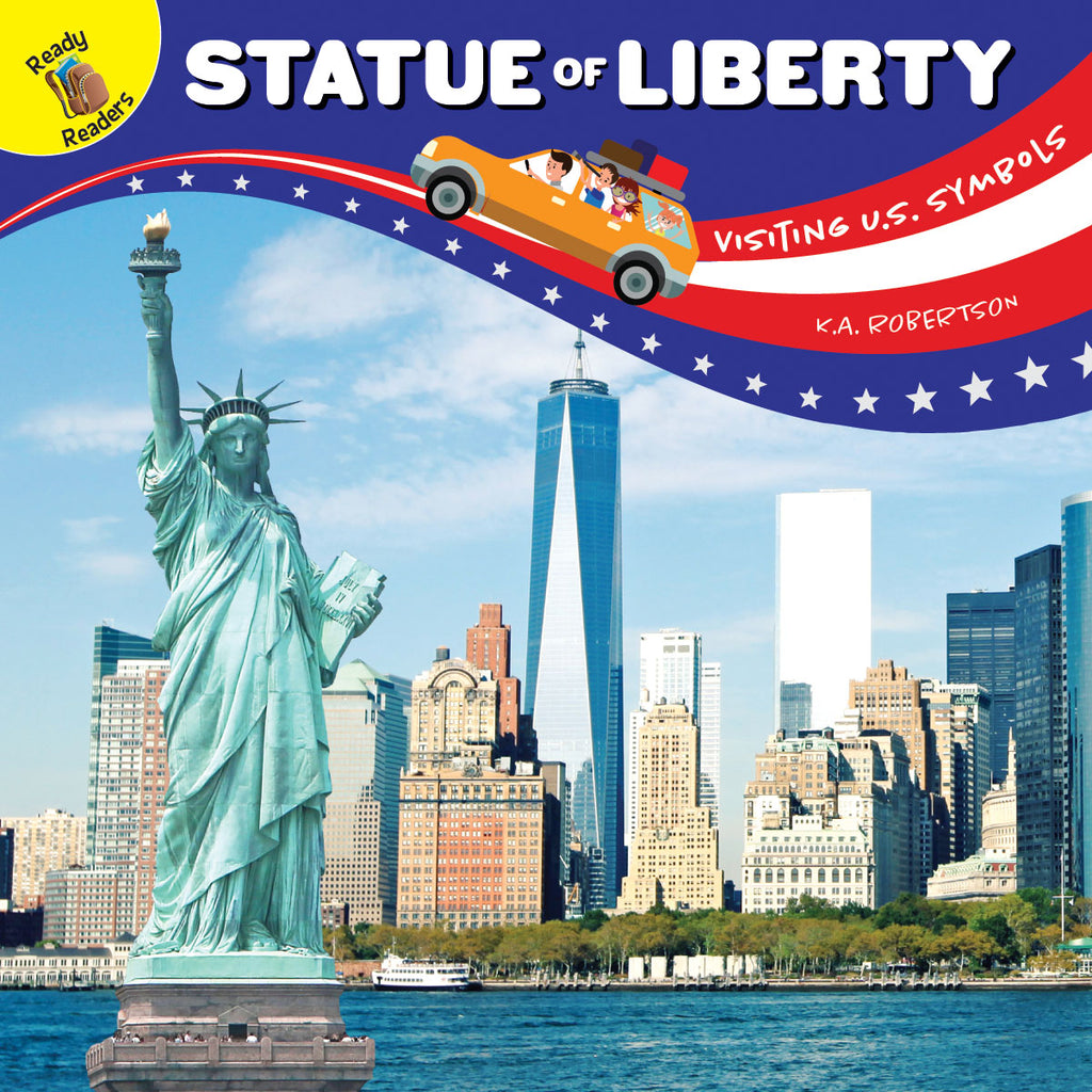 2019 - Statue of Liberty (Paperback)