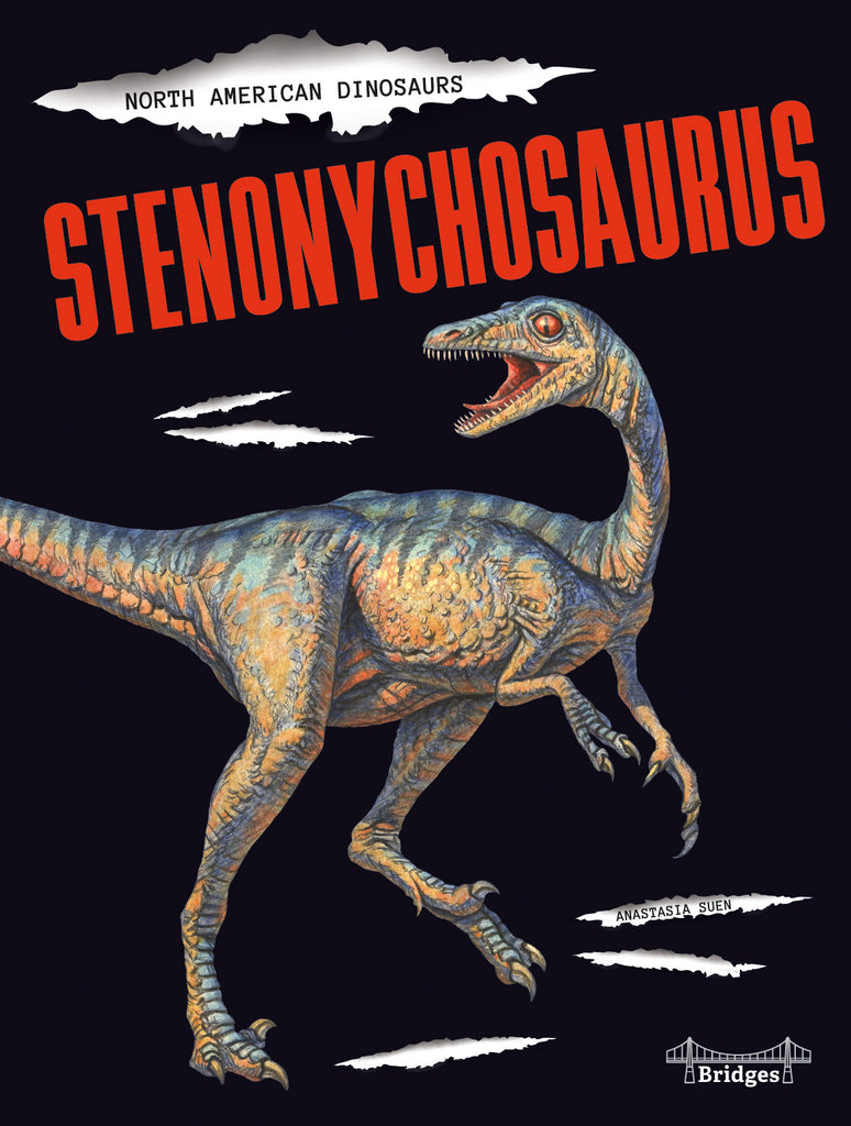 2020 - Stenonychosaurus (eBook)