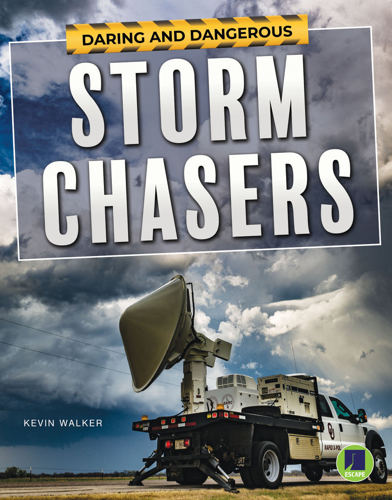 2019 - Storm Chasers (eBook)