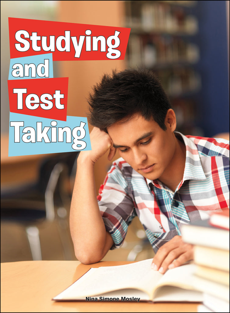 2015 - Studying and Test Taking (Hardback)