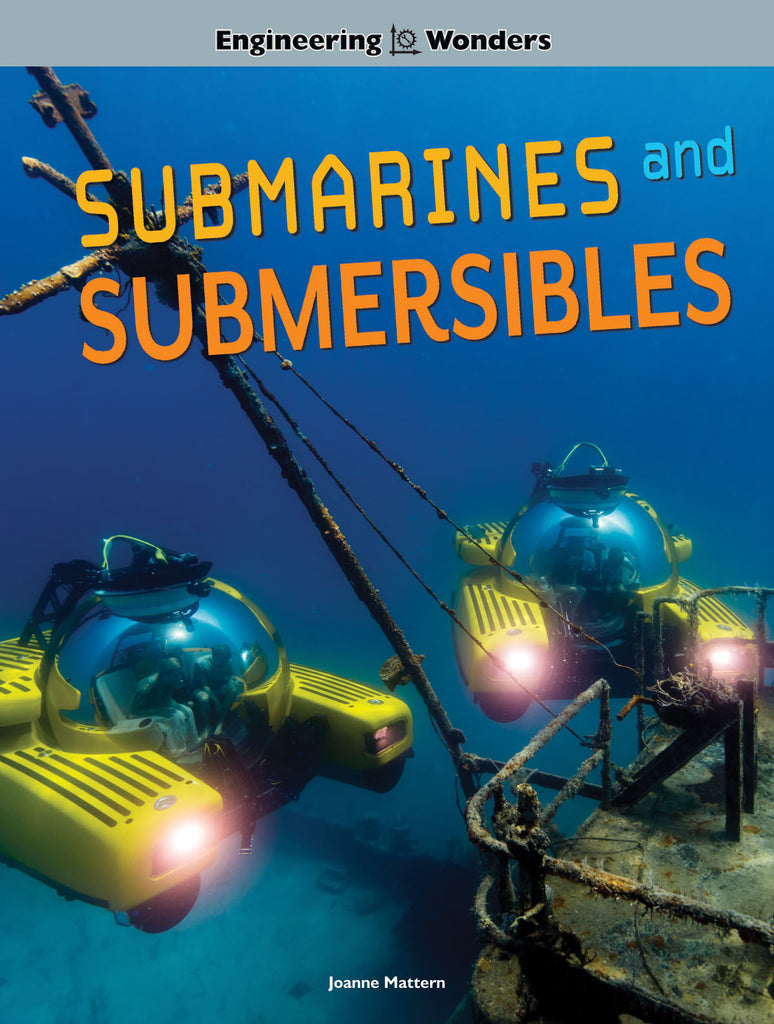 2019 - Submarines and Submersibles  (eBook)