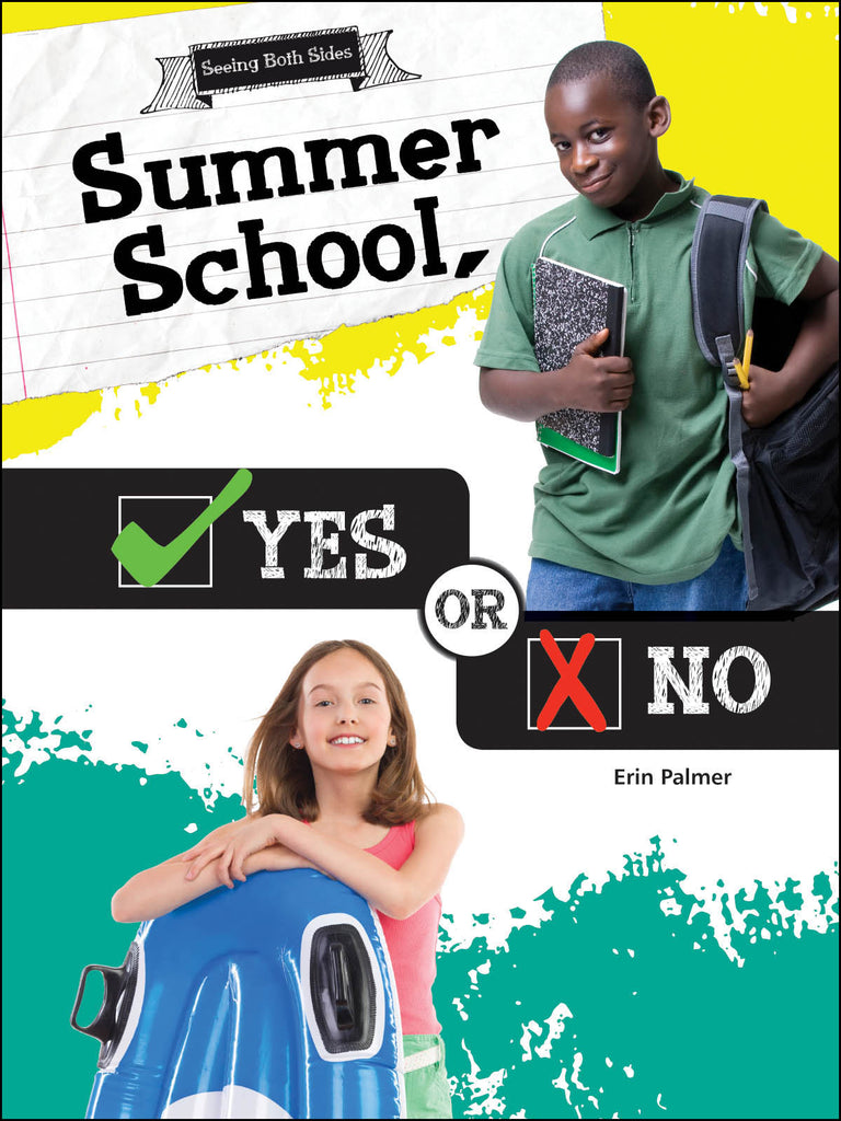 2016 - Summer School, Yes or No (Hardback)