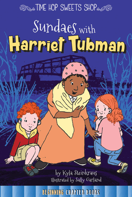 2016 - Sundaes with Harriet Tubman (Hardback)