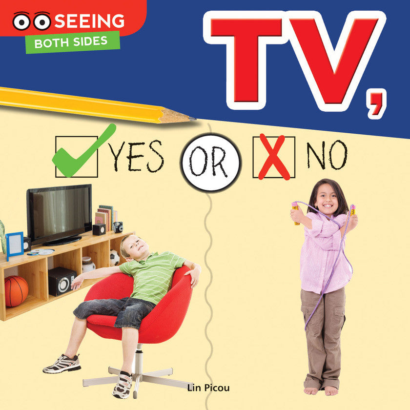 2016 - TV, Yes or No (Paperback)