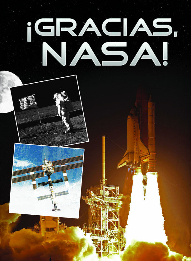 2015 - ¡Gracias, NASA! (Thanks, NASA!) (Hardback)