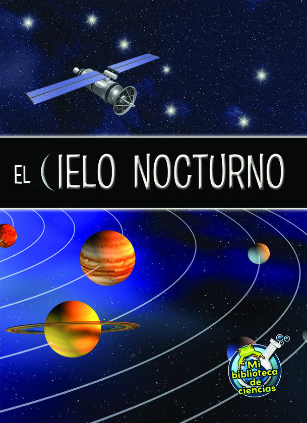2015 - El cielo nocturno (The Night Sky) (Hardback)