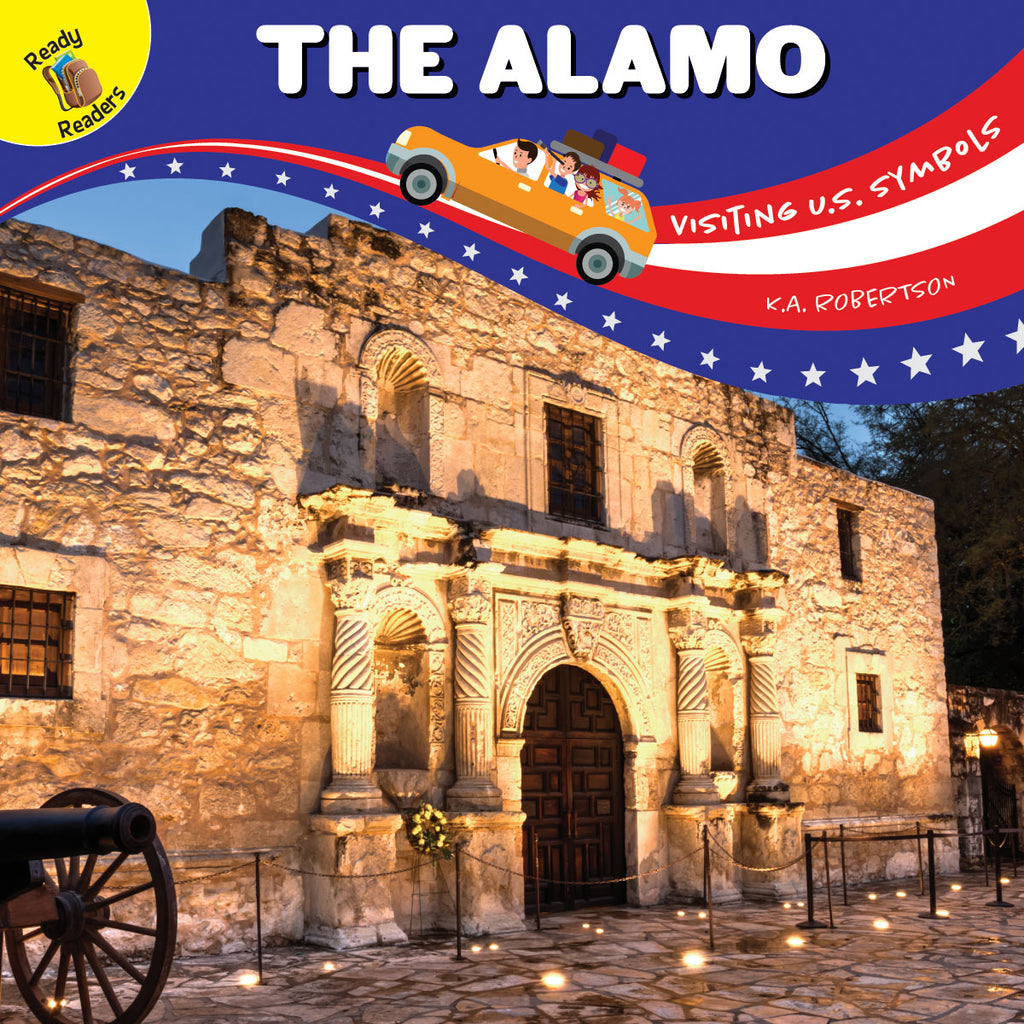 2019 - The Alamo (eBook)