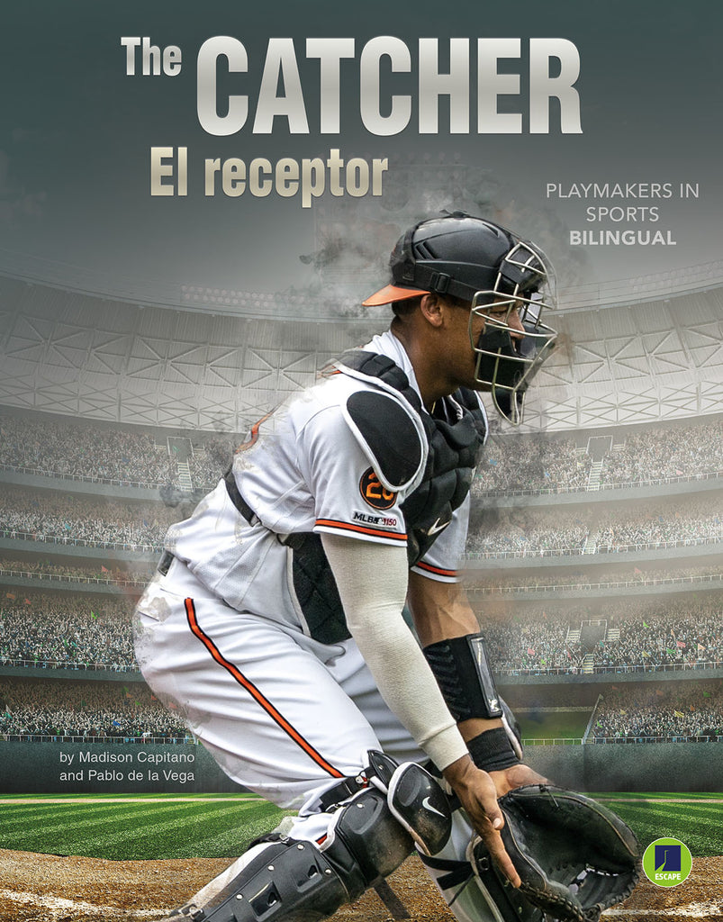 2020 - The Catcher El receptor (Hardback)