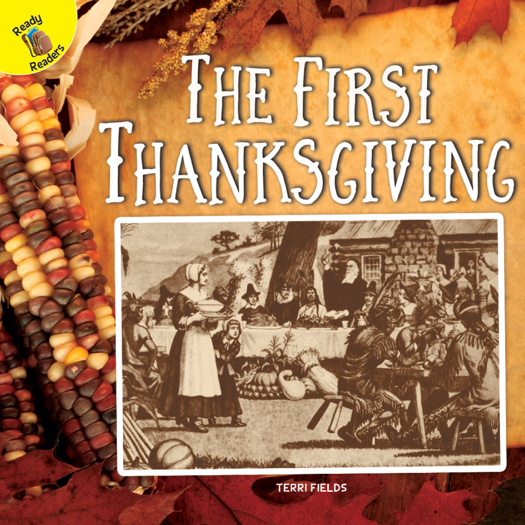 2019 - The First Thanksgiving (Paperback)