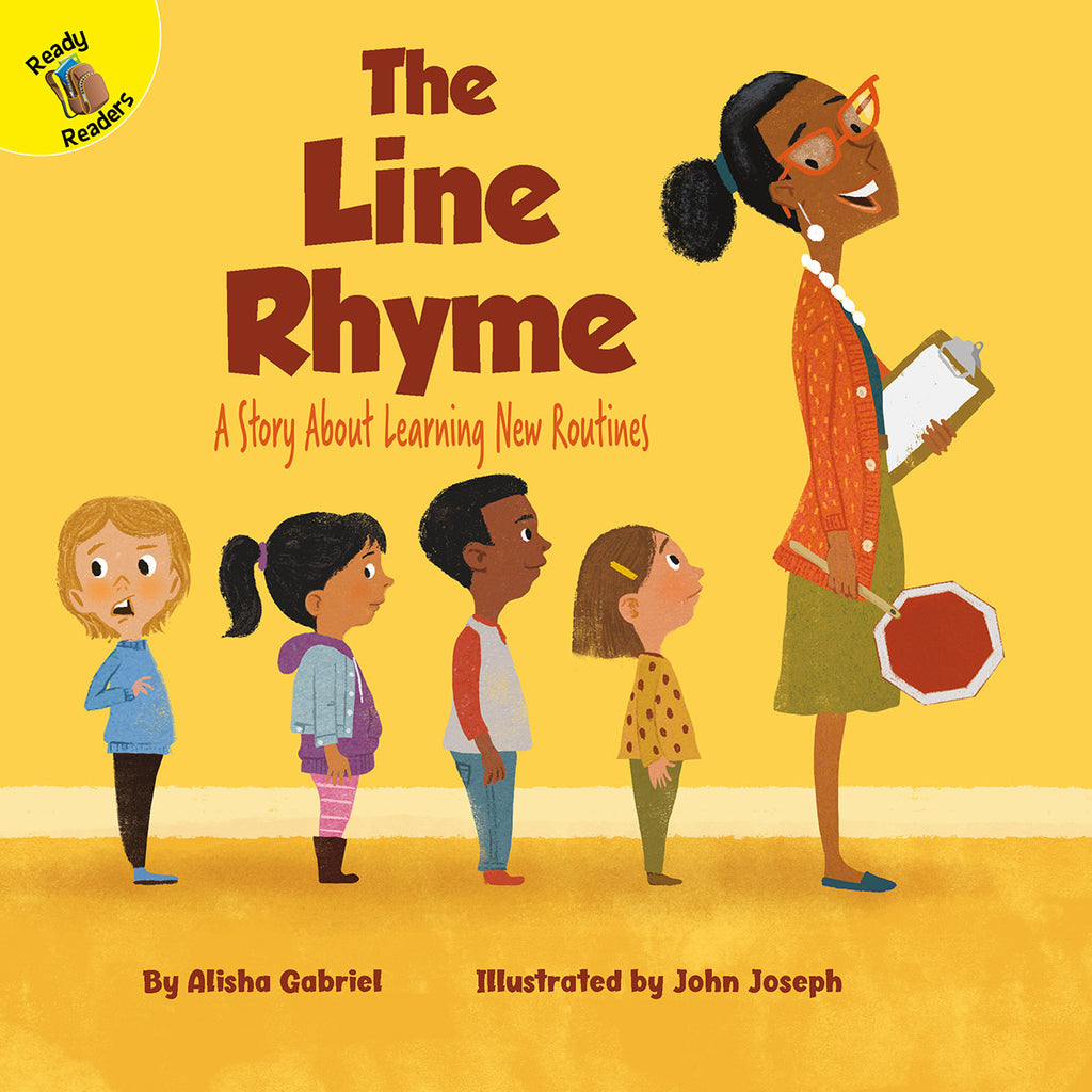 2020 - The Line Rhyme (Paperback)