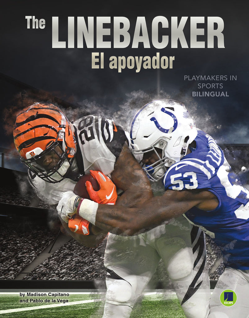2020 - The Linebacker El apoyador (Hardback)