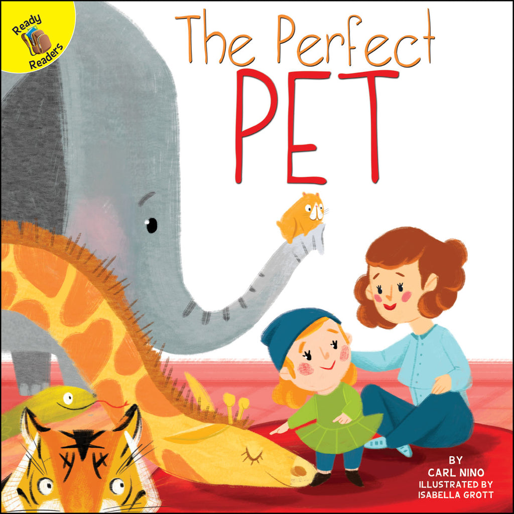 2018 - The Perfect Pet (eBook)