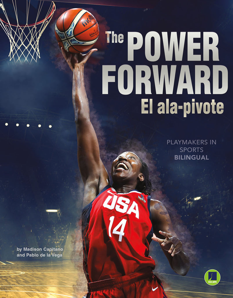 2020 - The Power Forward El ala-pivote (Hardback)