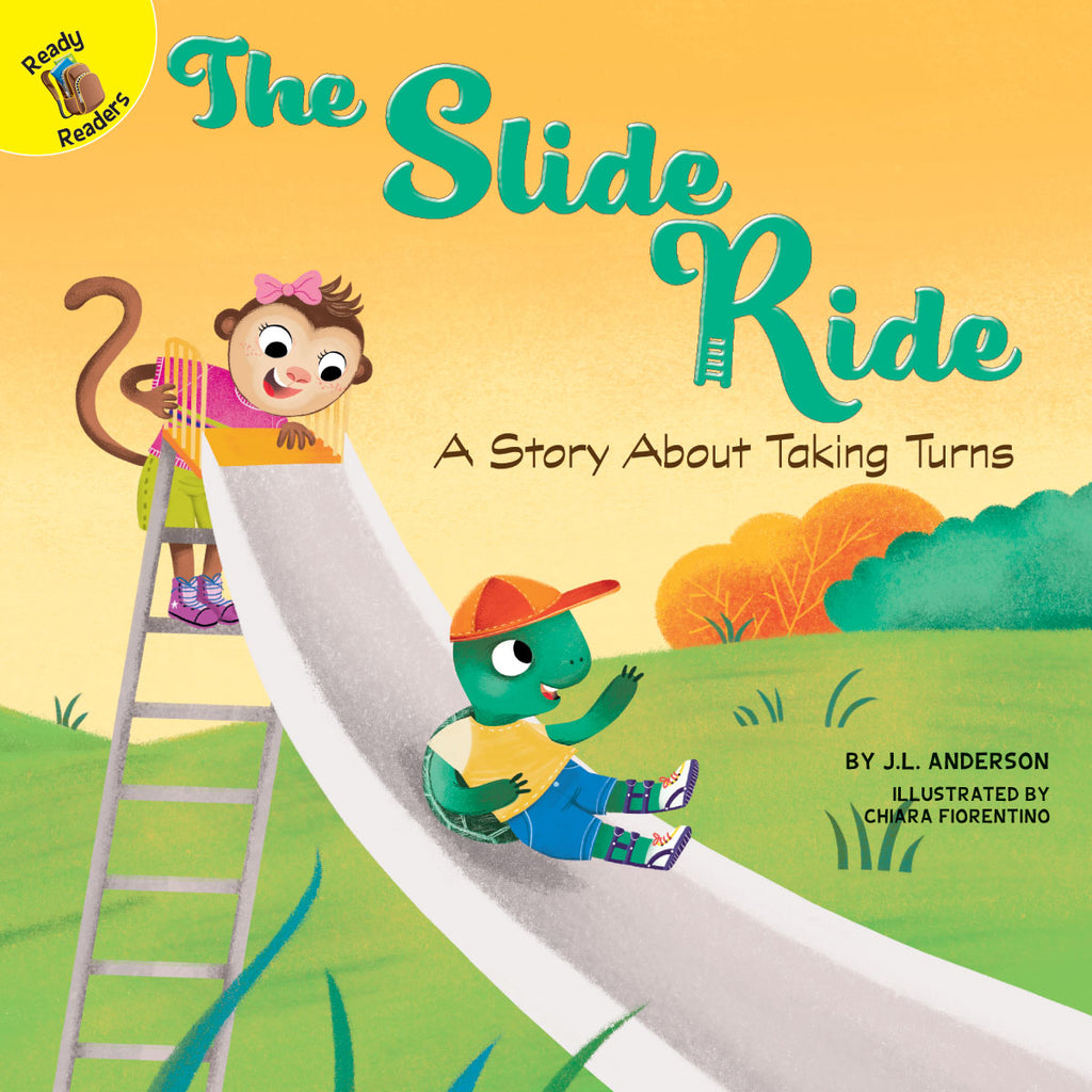 2019 - The Slide Ride (Hardback)