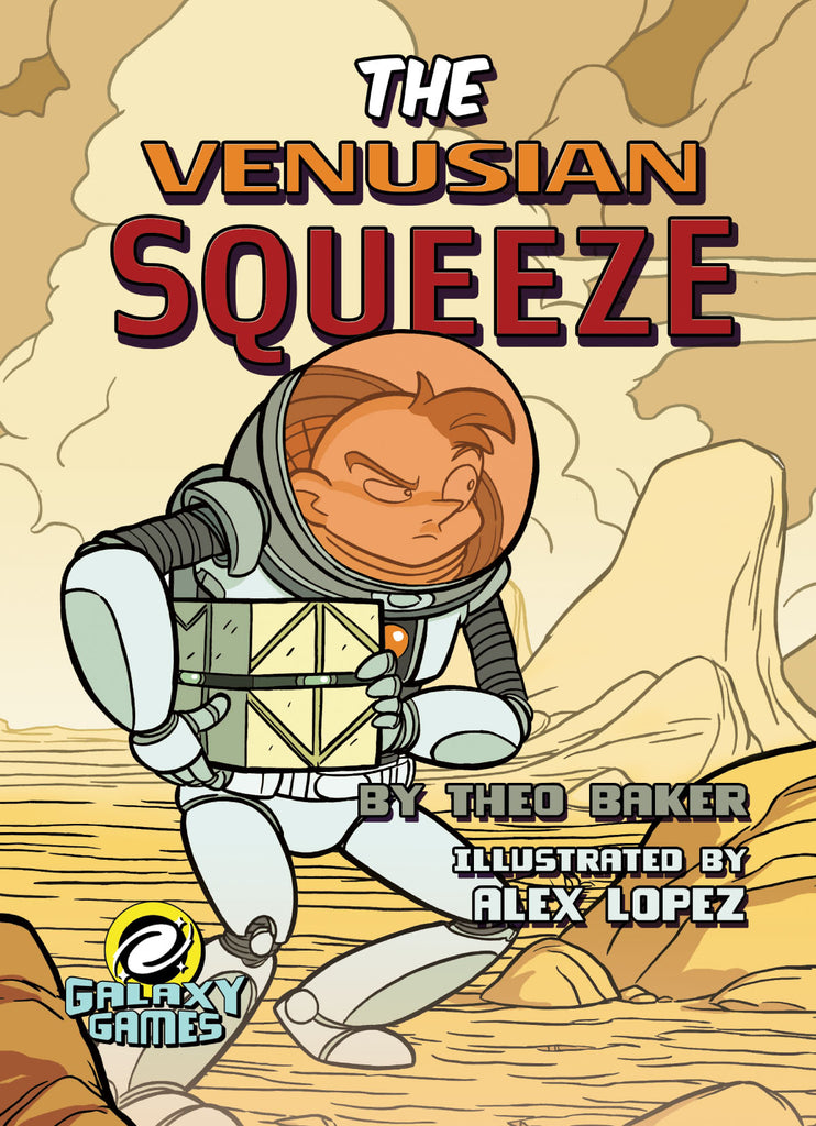 2019 - The Venusian Squeeze (Hardback)