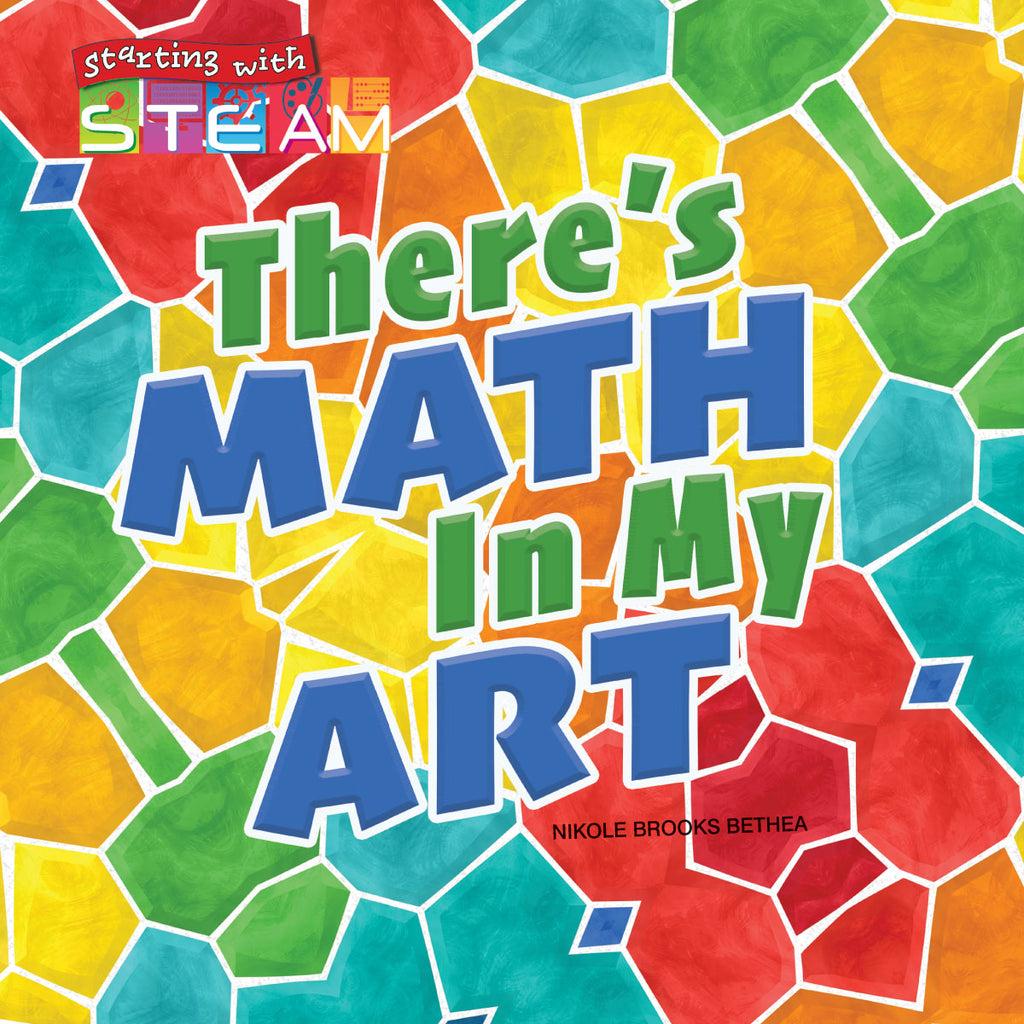 2019 - There's Math in My Art (Hardback)