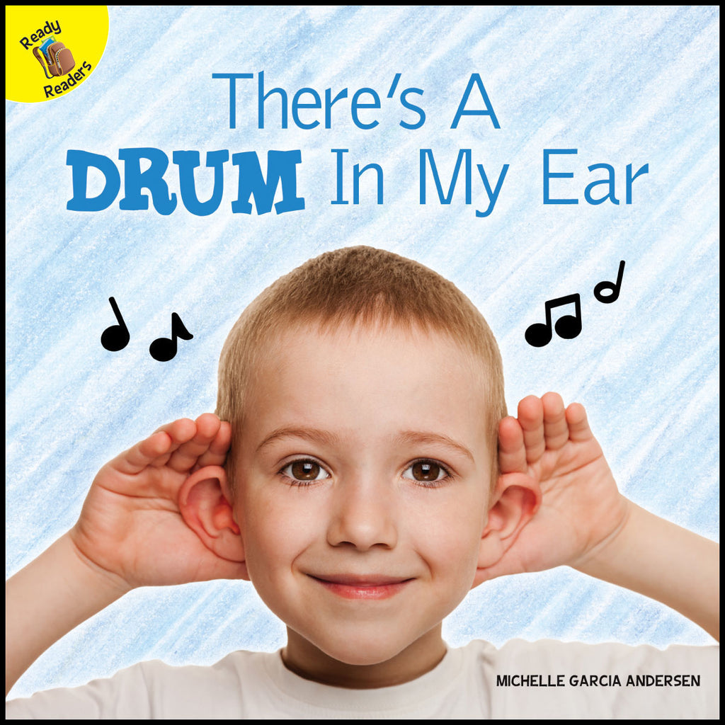 2019 - There's a Drum in My Ear (eBook)