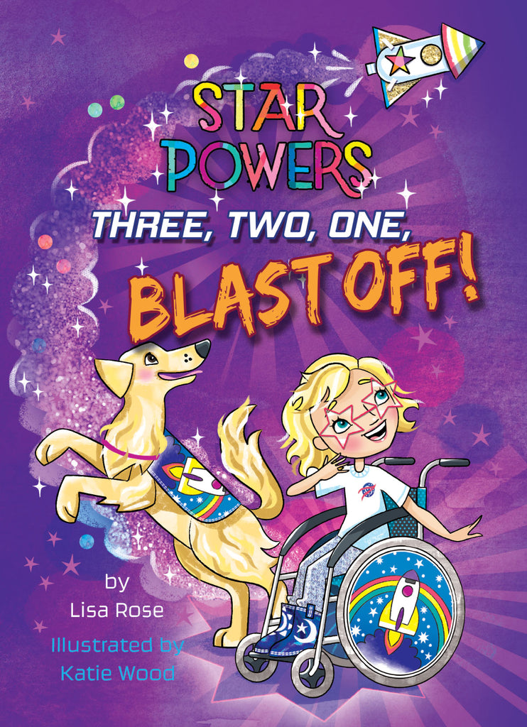 2019 - Three, Two, One, Blast Off! (Paperback)