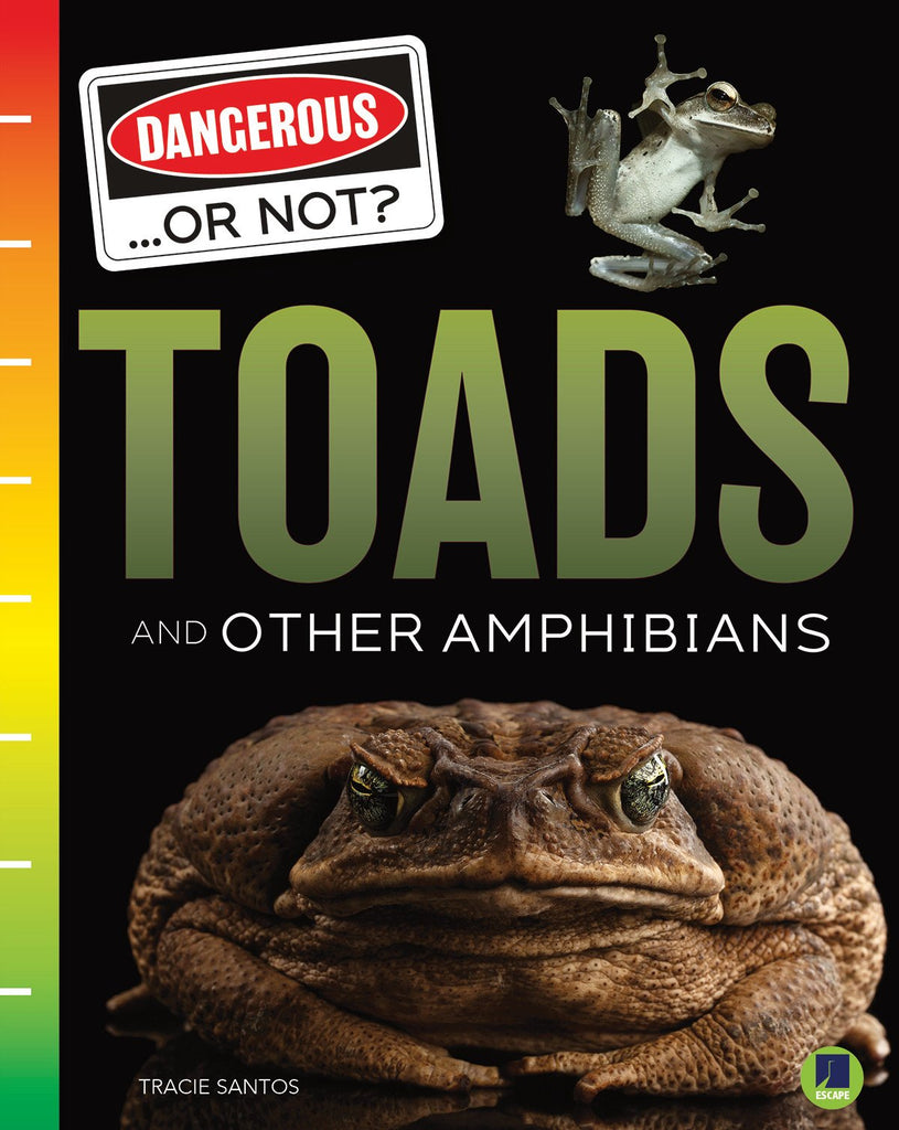 2021 - Toads and Other Amphibians (eBook)
